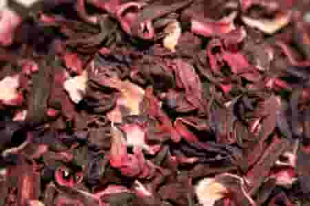 Zobo hibiscus leaves