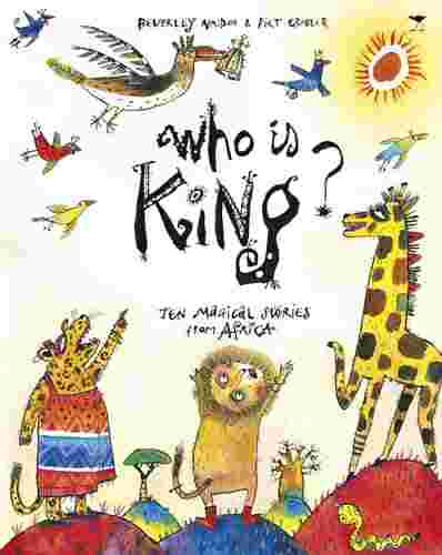 Who is king african bedtime stories