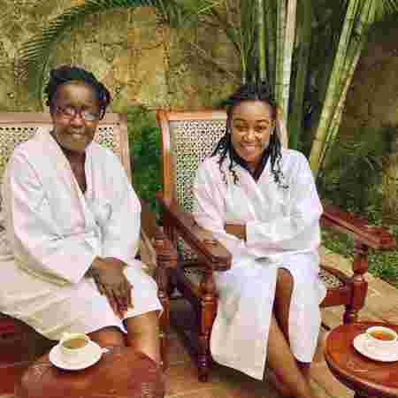 Kenyan Celebrity and Their mothers