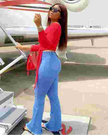 Photos: 10 Times Regina Daniels Showed Up In Style