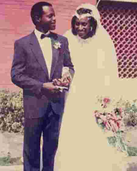 The Vice President And His Wife Celebrate Their 30th wedding anniversary
