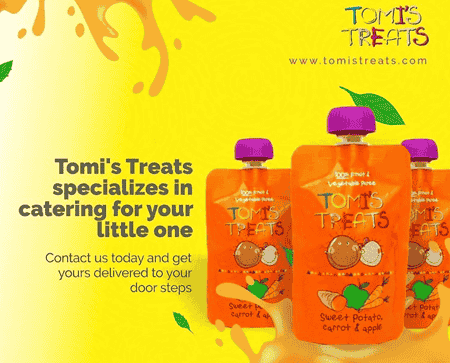 Made-In-Nigeria Baby Food Brands