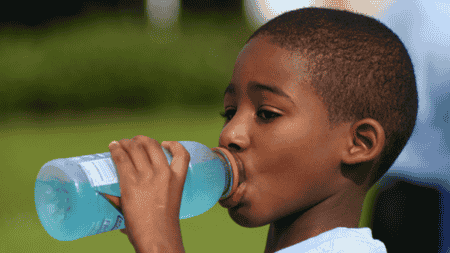 stay hydrated during sports