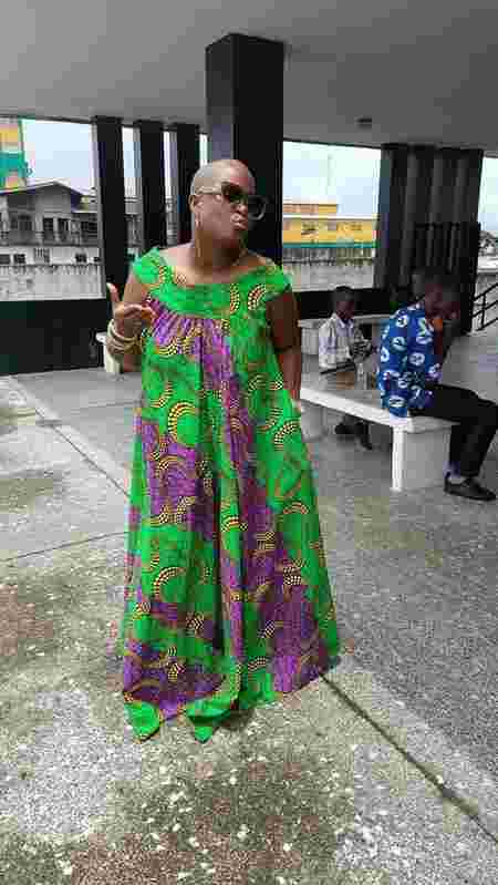 bou bou gown for mature women