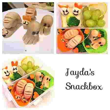 snack box ideas for toddlers
