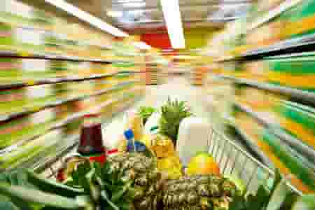 Shopping for a balanced diet on a budget!