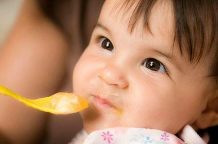 give your baby salt and sugar