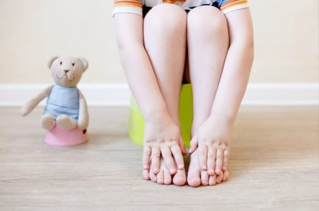 Remedies for constipation in children
