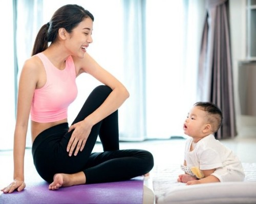 Did you get back to your pre-pregnancy weight after giving birth?