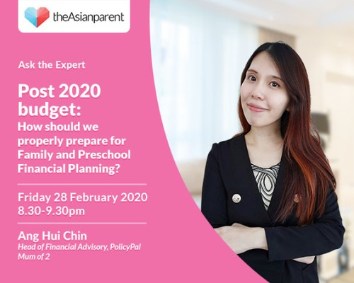 Ask the Expert Series: Post 2020 Budget