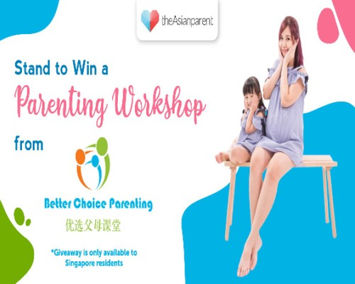 Giveaway with Better Choice Parenting