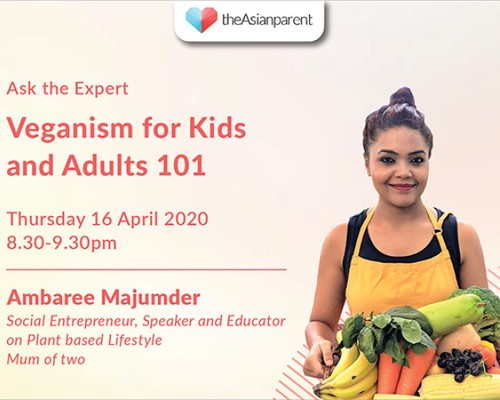 Ask the Expert Series: Veganism for Kids and Adults 101