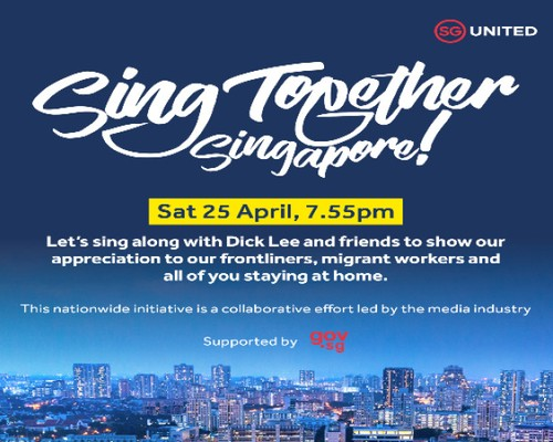 Sing Together Singapore
