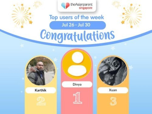 Top users for the week of July 26