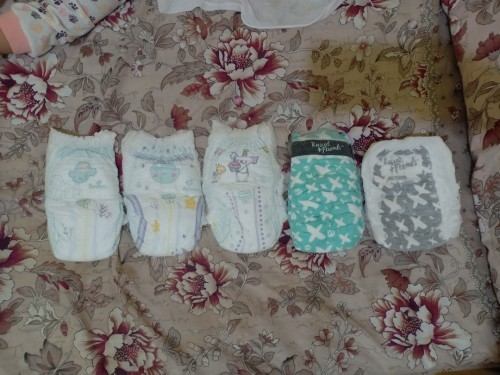 SIZE REFERENCE NG DIAPERS