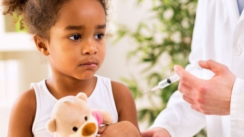 How to let your kid know about their vaccination schedule?