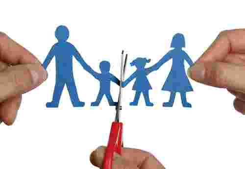 Divorce and the effects on the family