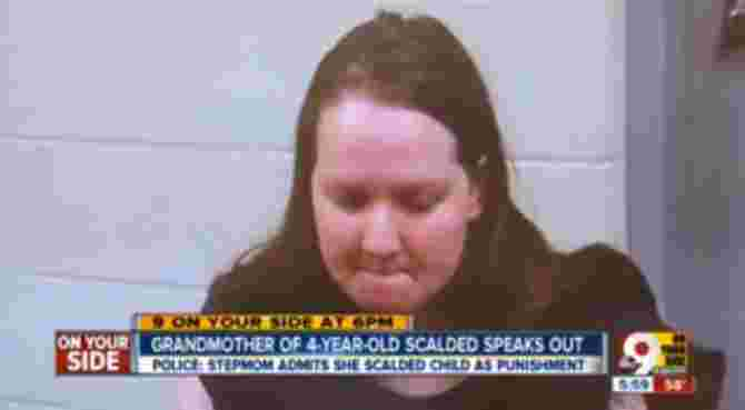 Stepmother Bathes Four-year-old in Boiling Water as Punishment