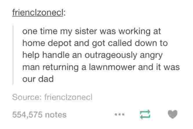 tumblr posts that show how funny dads are