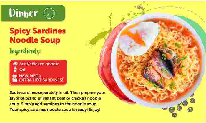5 mouth-watering extra hot sardine recipes you can't resist!