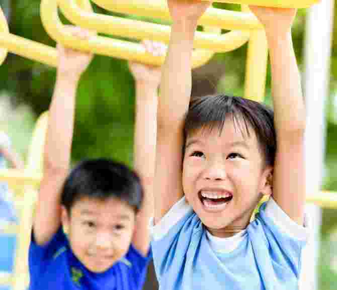 benefits of exercise in kids