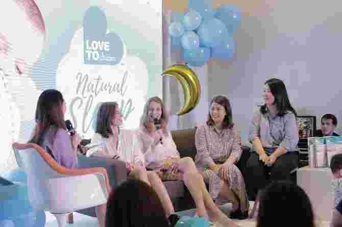 Love To Dream takes 'Natural Sleep Revolution' to the Philippines