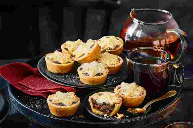 Marks & Spencer All Butter Mince Pies