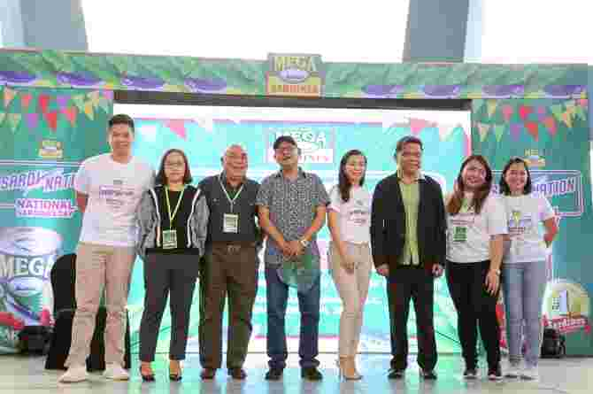 Nutrition Center of the Philippines on Mega Global's National Sardines Day