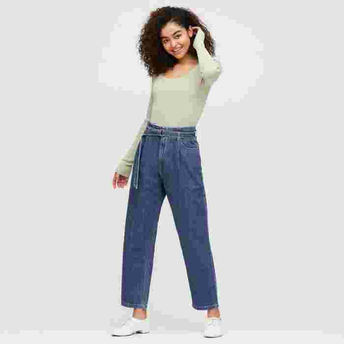 UNIQLO Welcomes New Items to Its Jeans Lineup