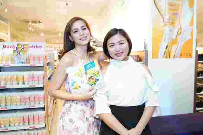 Avon launches its brand new branch model in Taft