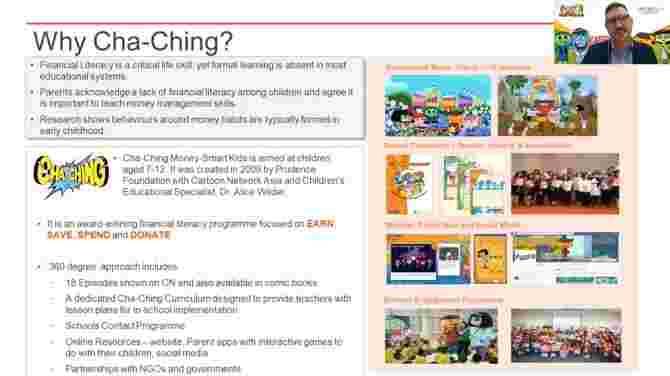 Pru Life UK launches Cha-Ching Kid$ at Home  to promote financial literacy among Filipino families