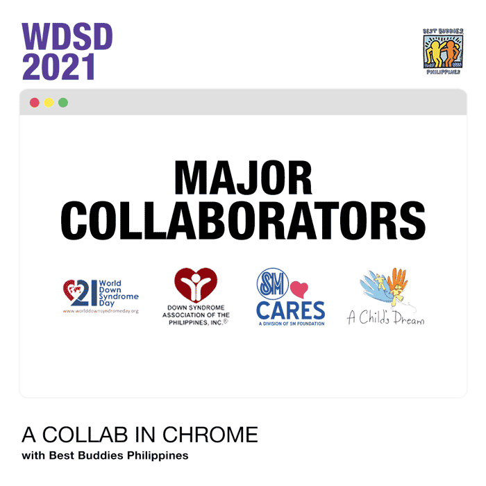 World Down Syndrome Day: A Collab in Chrome Launch