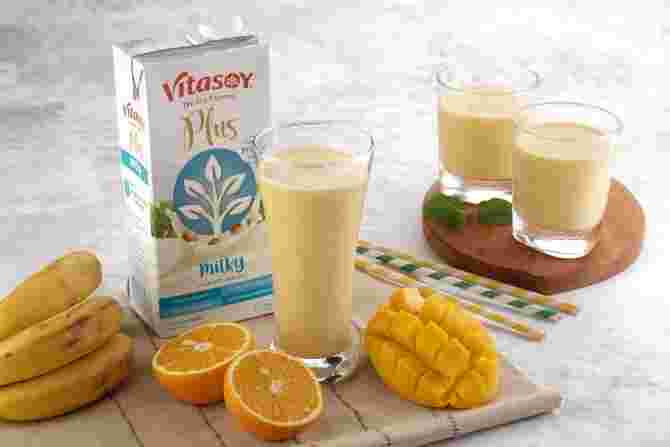 Soy creamy and healthy smoothies to beat the summer heat