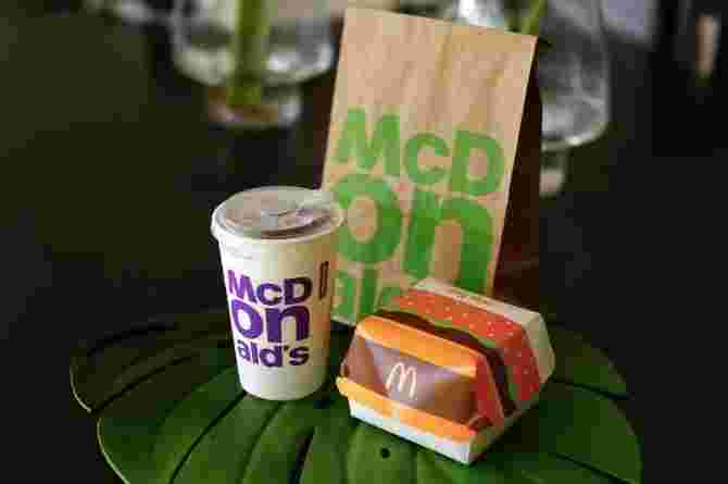 SPOTTED: McDonald's Philippines launches strawless lids
