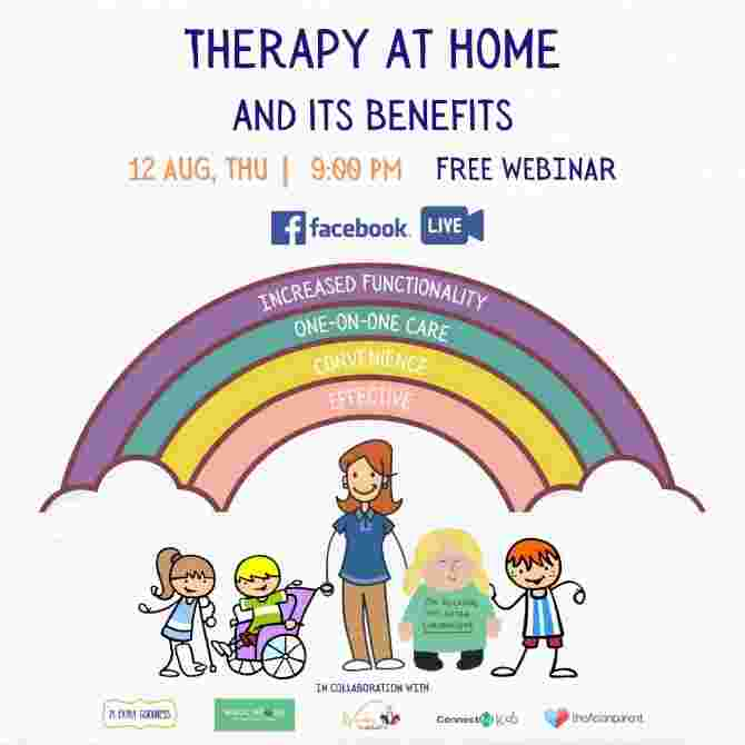 Therapy at Home and its Benefits