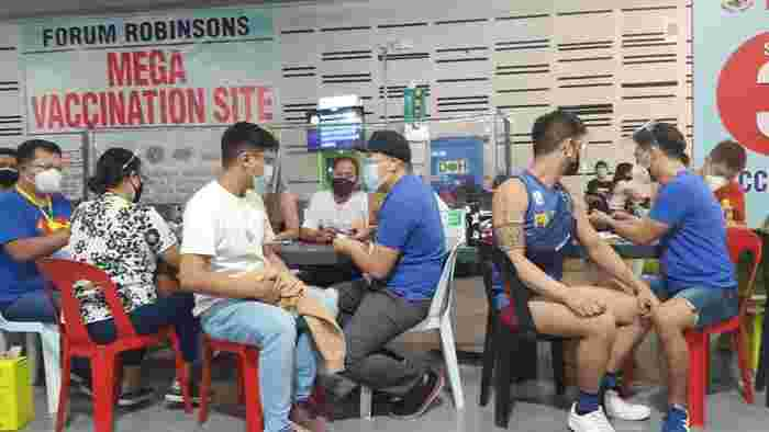RLC Residences Provides Vaccines for Homeowners