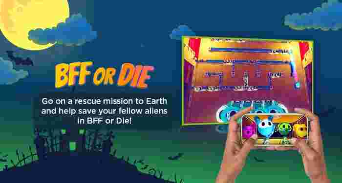 Enjoy these Spooktacular airconsole games with Sky Fiber Freemiums
