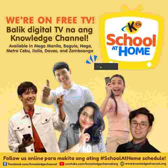 10 million households get access to educational shows...