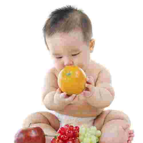 Weaning recipes