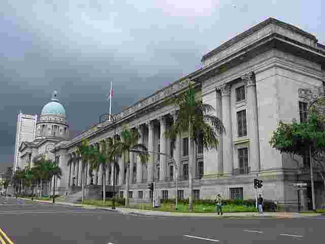 National art gallery of Singapore