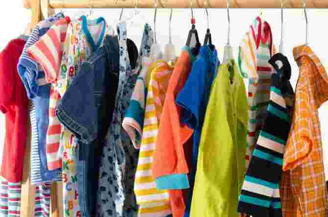 kids clothes, donate, sell, upcycle
