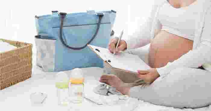 Hospital Bag Checklist on What to Pack: New Mum Guide