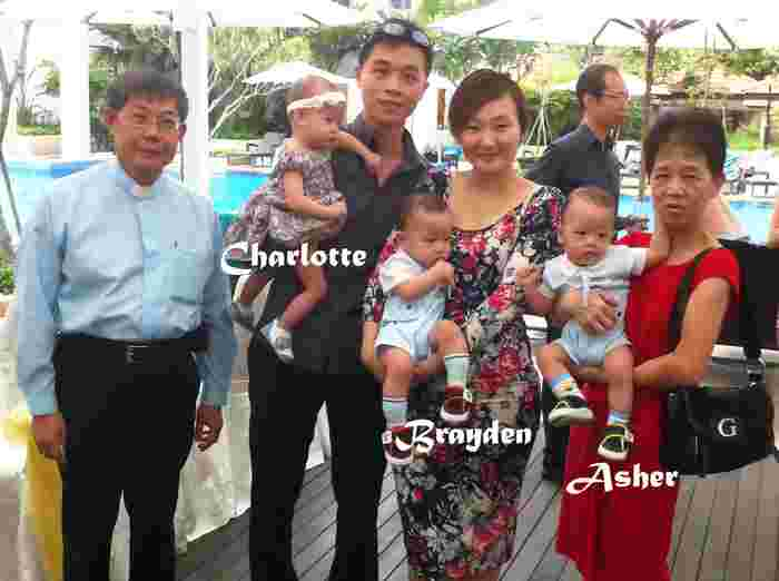 Singaporean Mother With PCOS Defies Odds to Have Triplets