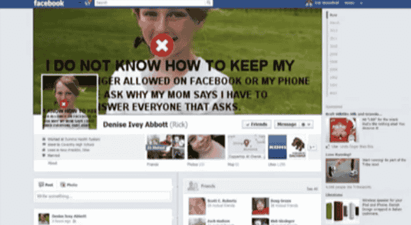 Poll: Will you punish your kid on Facebook?