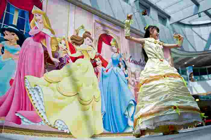 Disney Princess Academy and Pageant 2012