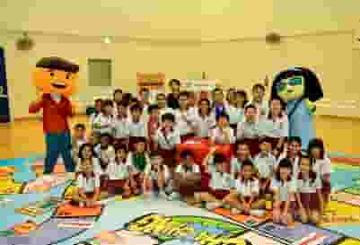 Cha-ching! Prudential introduces core financial values to children
