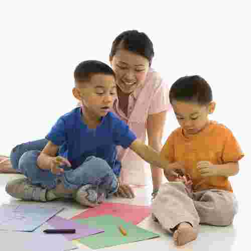 Early childhood professional