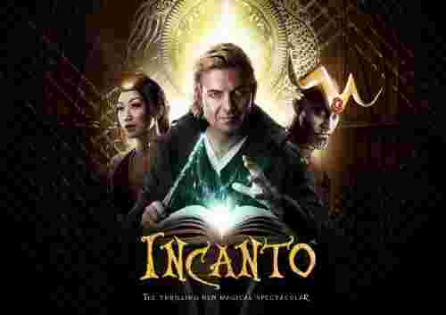 All things magic: an interview with Incanto's Joe Labero!