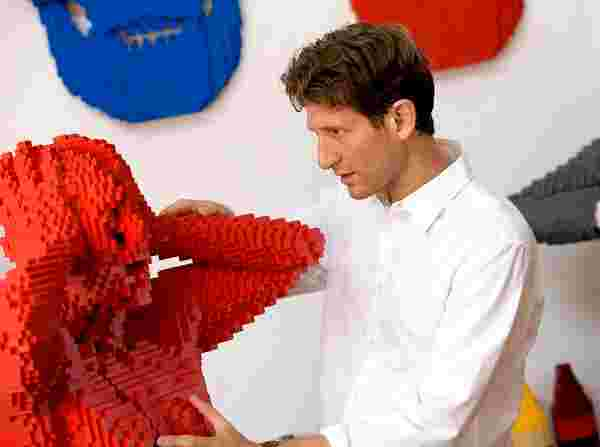 The Art of the Brick brings sculptures to life at ArtScience Museum