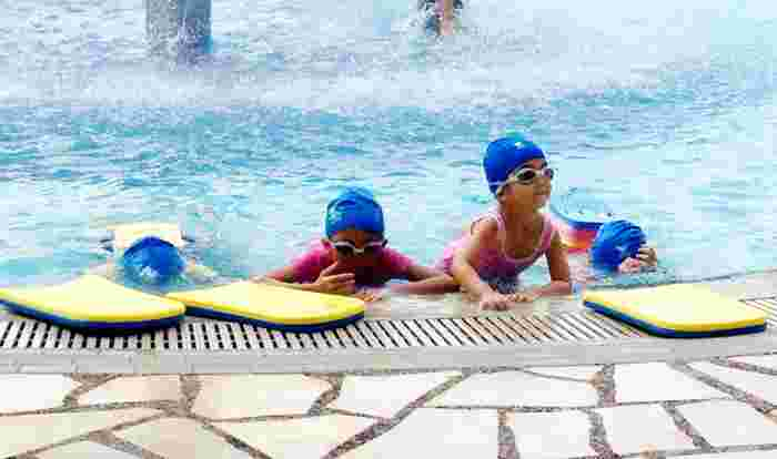 Swimming your way to success at SwimChamps Kinesis